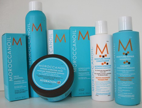 Moroccan Oil Intro Moroccanoil Hair Care Collection Review