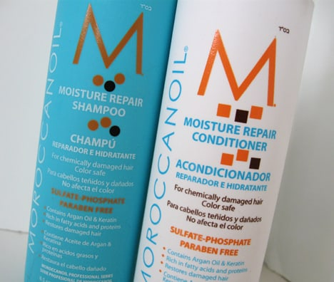 Moroccan Oil SC2 Moroccanoil Hair Care Collection Review