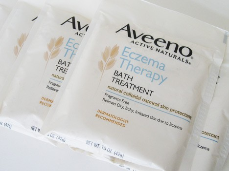 AveenoEczema3 Aveeno Eczema Therapy Complete Care Kit Review