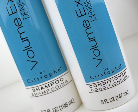 Christophe Denise Richards 6 Denise Richards Volume Extend Shampoo and Conditioner By Cristophe   Review