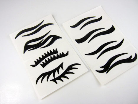 EyeRock2 Eye Rock Instant Eyeliner Tapes   Review