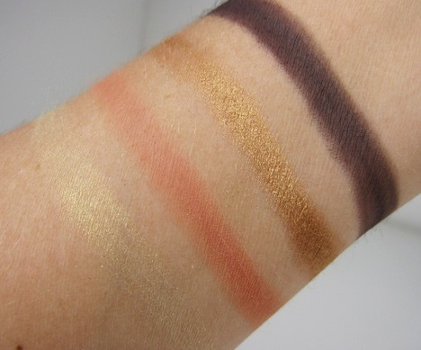 BMremix5 bareMinerals Remix collection   review, photos & swatches