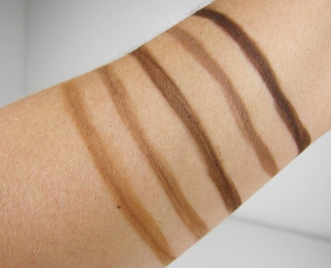 MACbrows11 MAC The Stylish Brow   review, photos, swatches & looks