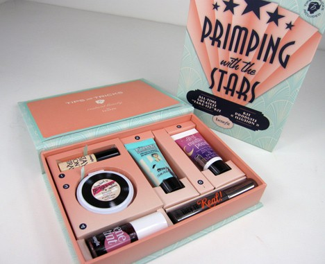 BenefitStars2 Benefit Primping with the Stars Review