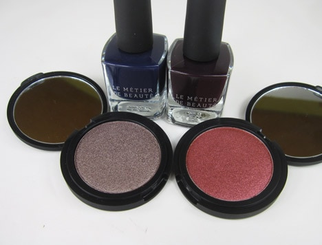 LMdB0212A Le Métier de Beauté True Colour Eye Shadow and Coromandel Collection Nail Lacquer Review