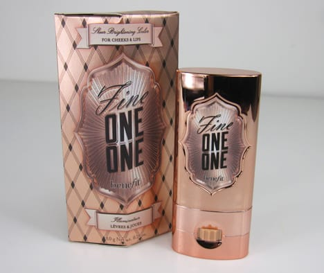 BenefitFine2 Benefit Fine One One   review and swatches