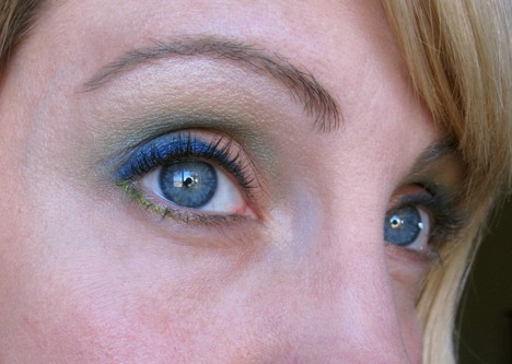TargetBright10 A Little or A Lot   How To Wear Bright Eye Makeup