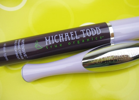 MichaelToddnfusion5 Michael Todd Eye O Sonic Infusion System Review