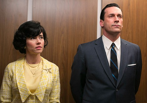 The Crash 5 Mad Men Musings: The Crash