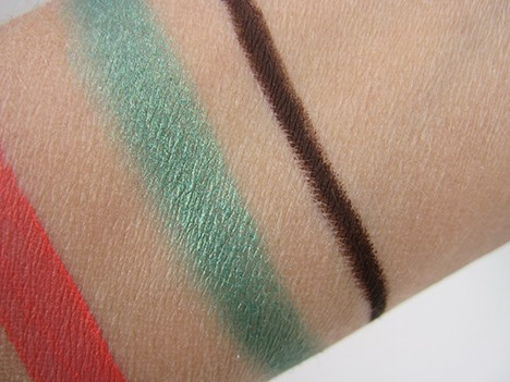 MUFEsummer13K MAKE UP FOR EVER Aqua Summer 2013 – swatches and review