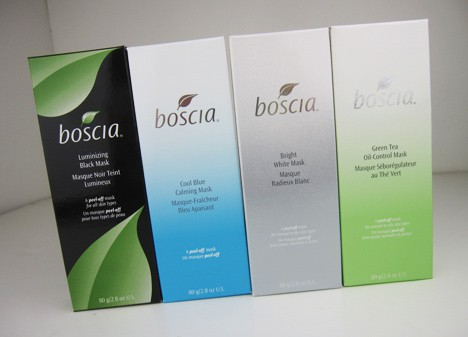 BosciaMasks2 Boscia Face Masks   Photos and Review