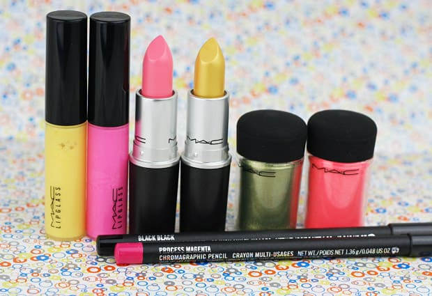 MAC Playland 2 MAC Playland   Swatches and Review