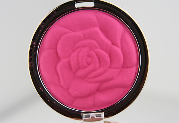 Milani Rose Blush 8 Love Potion Milani Rose Powder Blush   Review and Swatches