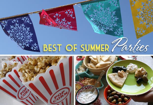 Best Summer Party Ideas Best of: Summer Party Ideas