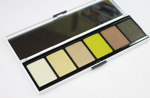 MAC toledo bellgreens palette 7 Pantone 2017 Color of the Year...are you into it?