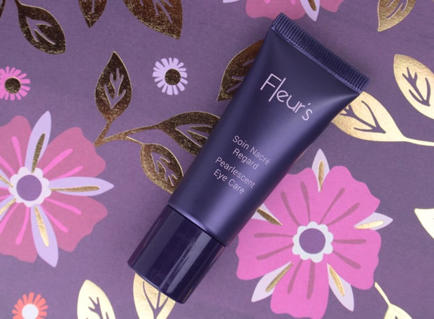Fleur pearlescent eye cream 1 Fleurs Night Smoothing Cream and Pearlescent Eye Care Review