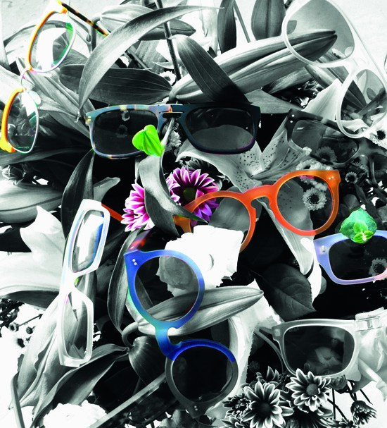 'Cult Eyewear' by Neil Handley (Merrell Publishers £29.95) Copyright: RVS by V