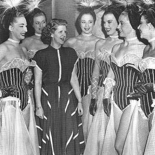 1940s Bluebell girls