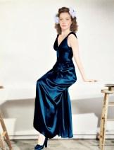 Lynn Bari WWII pin up for YANK Magazine
