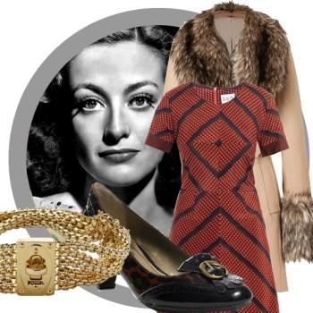 Vintage Look Book: Joan Crawford 1930s