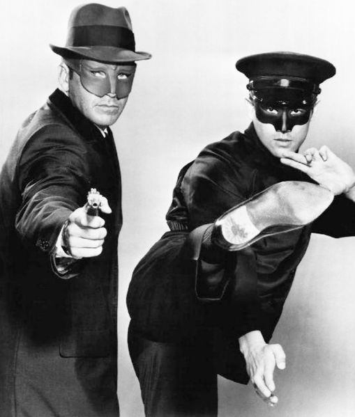 Bruce Lee as Kato in the Green Hornet