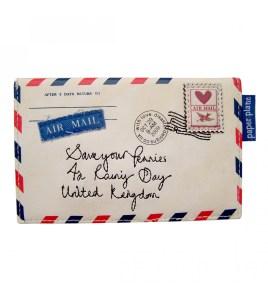Paper Plane 'Air Mail' Purse