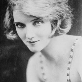 1920s portrait of Dorothy Dickinson