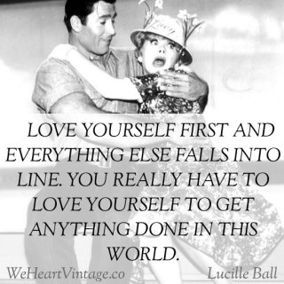 Quotes: Lucille Ball on love