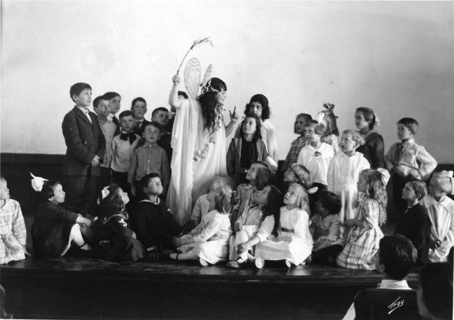 1920s health fairy
