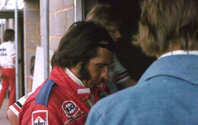 Emerson Fittipaldi 1970s