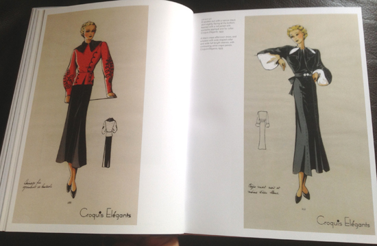 Book Review: 1930s Fashion, The Definitive Sourcebook