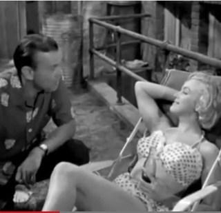 Marilyn Monroe's Coca Cola commercial