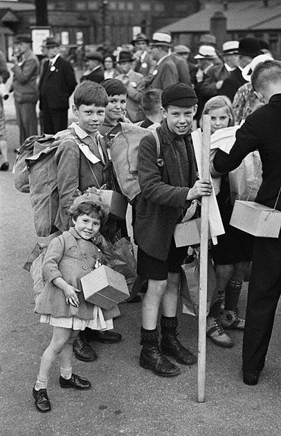 WW2 Evacuees