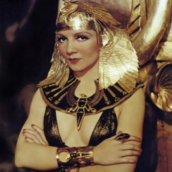 The Art Deco Cleopatra
