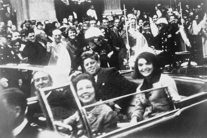JFK motorcade Dallas Texas 1963