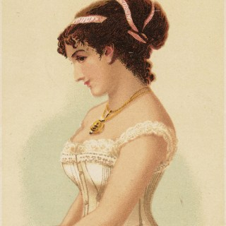 Tiny Waists and Steel Corsets: The Tough Body Expectations of the 1900s