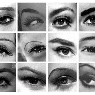 Classic Hollywood: The Art of the Eyebrow