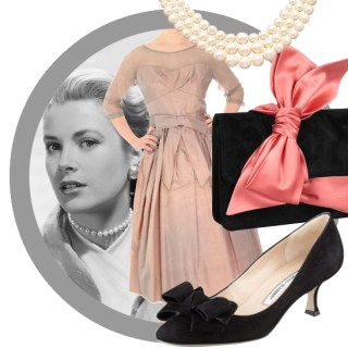 Vintage Look Book: Grace Kelly
