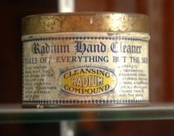 Radium Hand Cleaner