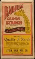 Radium Laundry Starch