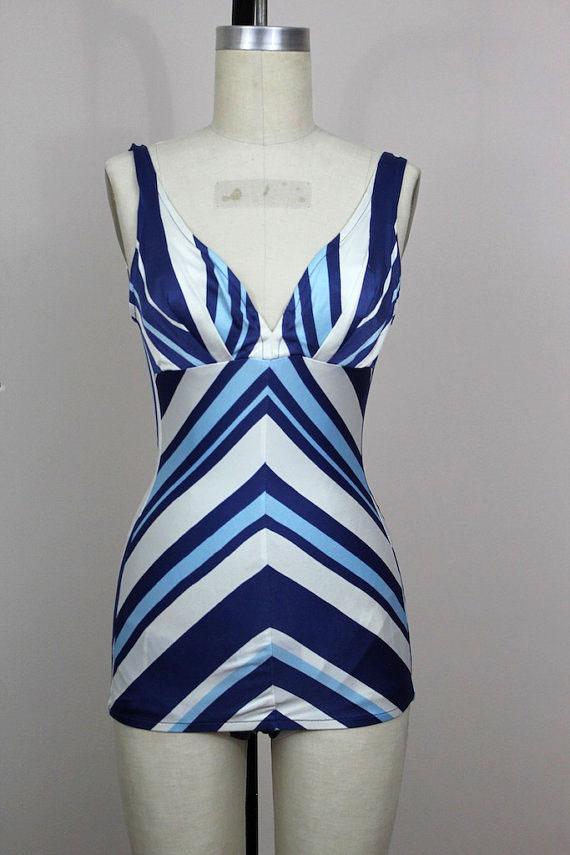 Vintage 1960s Rose Marie Reid Swimsuit