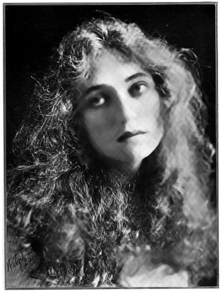 Silent Movie actress Nona Thomas