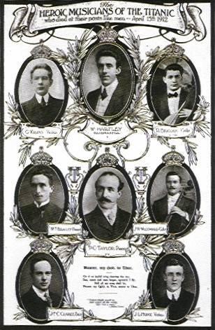 Titanics band