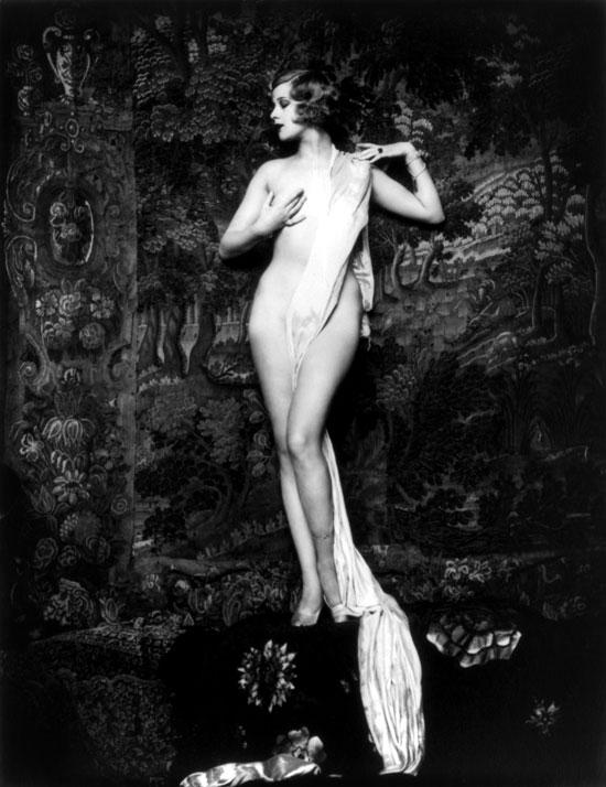 Ziegfeld girls nudes what? And