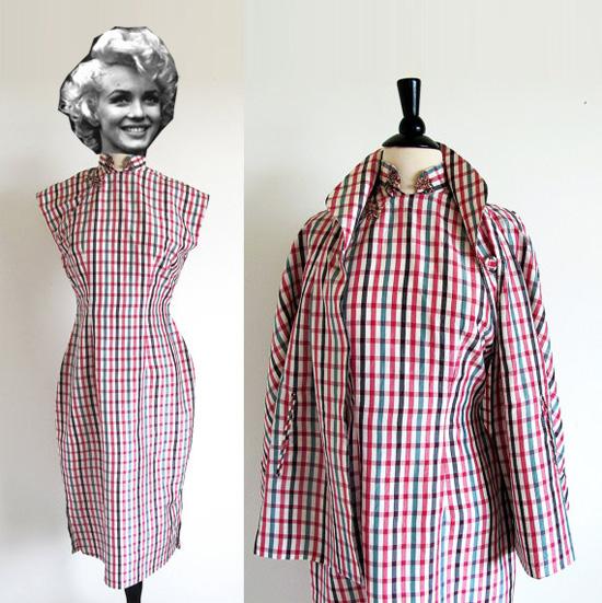 Dressing Marilyn in Vintage