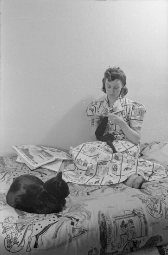 Day in the Life of a Wartime Housewife
