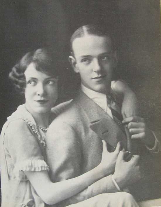 Fred Astaire and Adele Astaire