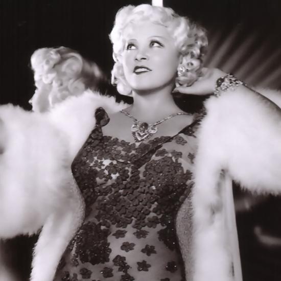 Mae West 1930s