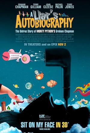A Liar's Autobiography Monty Python Movie