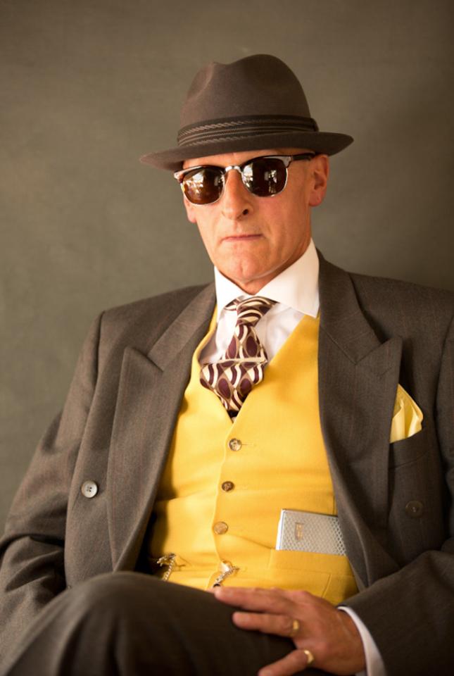 The Best Dressed Men of Goodwood Revival 2014